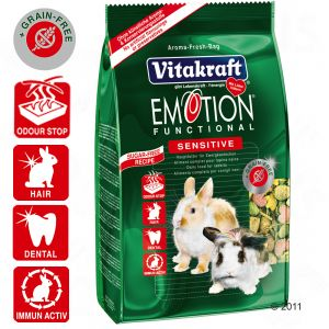 22 Vitakraft. emotional funtional sensitive